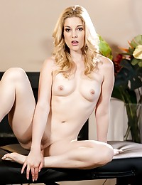 Charlotte Stokely has just hired Luna Star to work at her massage parlor and is in the process of training her. One of the regulars, Maddy O'Reilly, is coming in for her afternoon appointment and Charlotte would like Luna to give her the massage. Charlotte excuses herself, instructing Luna to man the reception area while she attends to some things.  Maddy walks in and introduces herself to Luna and the girls hit it off. When Charlotte walks back in the room she notices the chemistry between them almost immediately. As she checks out both of these beauties, she suddenly realizes that she doesn't want to miss out on any of the action. She approaches them and informs Maddy that since she's such a great client, they're going to give her a 4-hand massage. Maddy is ecstatic and eager to get started as she tears off her clothes in anticipation. She lies on the table and the girls start massaging her feet. They work their way up her legs while massaging her thighs. When Luna's hands get close to Maddy's pussy, she starts wondering if she should be so close to it. She asks nervously if Maddy should turn around now. Charlotte and Maddy chuckle at her comments, remembering that she is indeed a newbie! Maddy turns around as Charlotte massages her inner things and Luna focuses on her breasts. When Charlotte starts massaging Maddy's pussy, Luna starts understanding what her job actually entails. When she finds herself getting turned on, she realizes she made the right decision taking this gig!