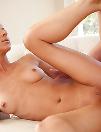 Petite beach bunny Presley Hart sneaks her lover in the back door for a  heated round of wet sucking and deep fucking