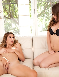 Nubile Films - videos featuring Dani Daniels, and Karina White in More Than Friends photo #2